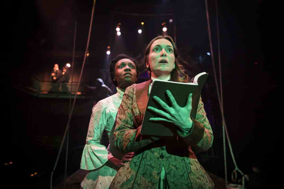 Lost At Sea: A Review of 20,000 Leagues Under the Seas at Lookingglass Theatre Company